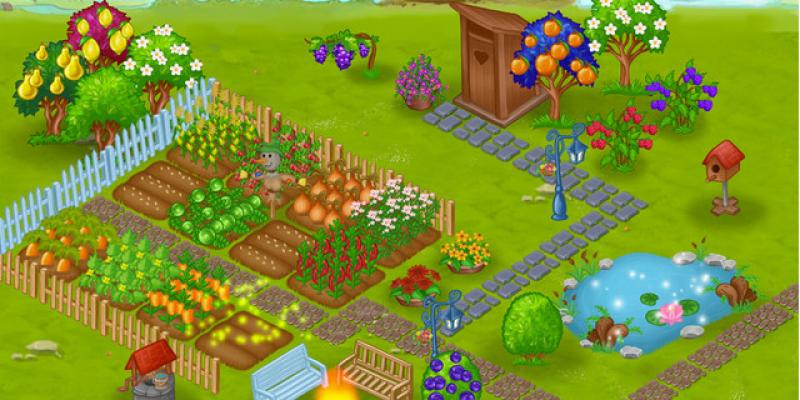 Farm Game 2D Pack