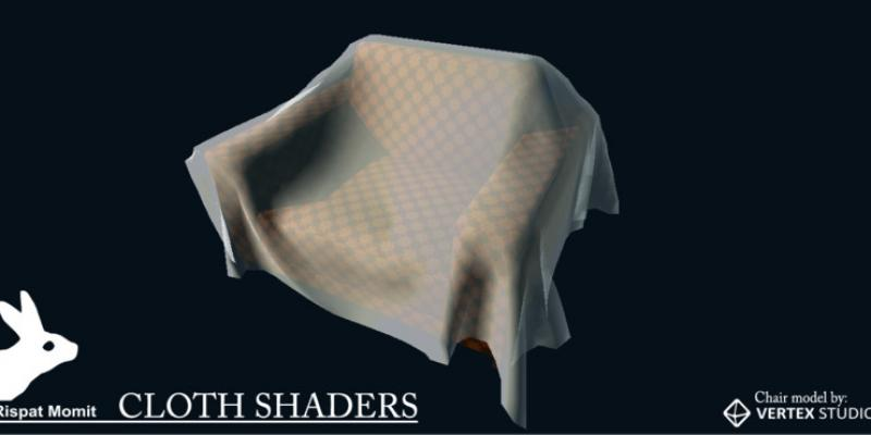 Cloth Shaders by RM