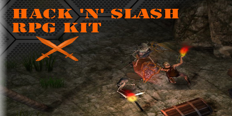 Hack'n'Slash - RPG KIT