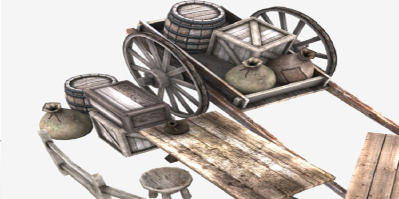 Medieval Objects