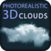 3d photorealistic clouds