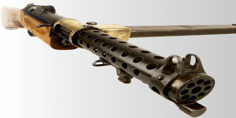 Machine gun (WWII SMG)