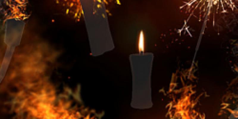 Fire Particle Set