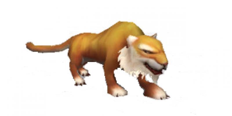Tetrapods Felines Anim 1