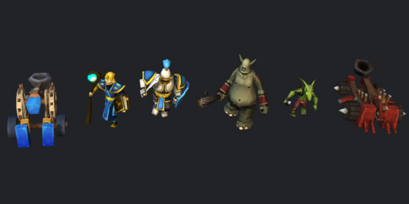 RPG Characters Set