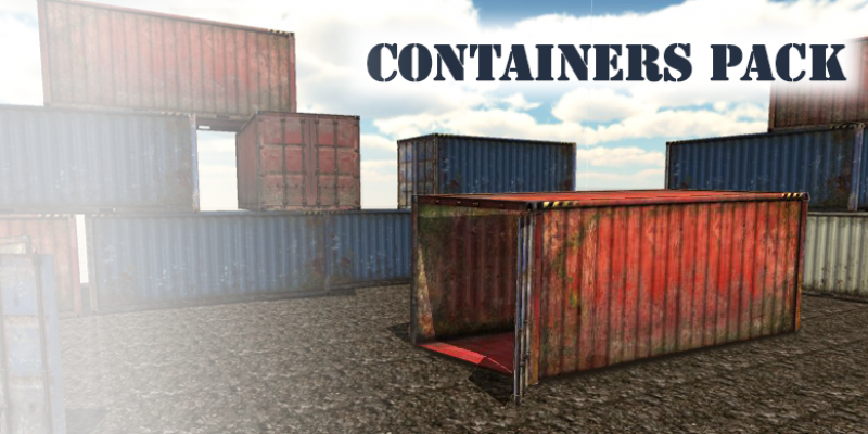 Industrial Container pack
