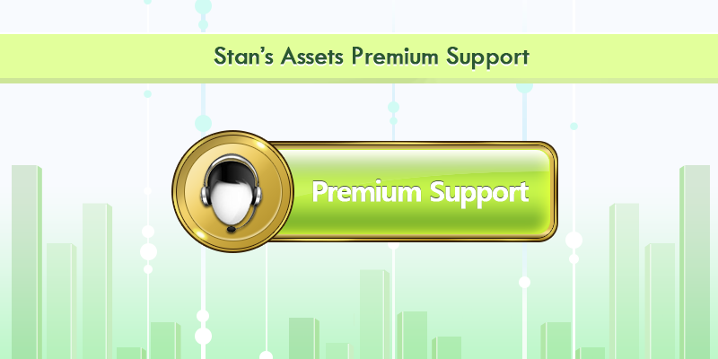 Stan's Assets Premium Support
