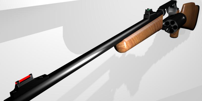 Carbine Revolver