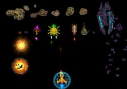 Space Shooter Set