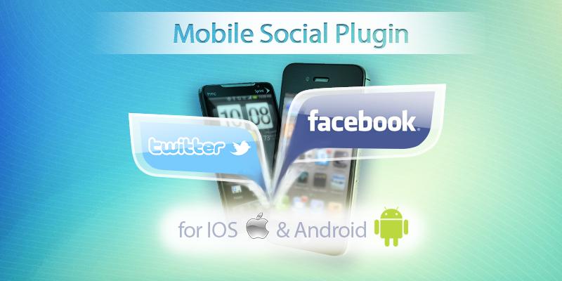 Mobile Social Plugin