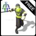 3dsmax Bip Warrior Anim Free