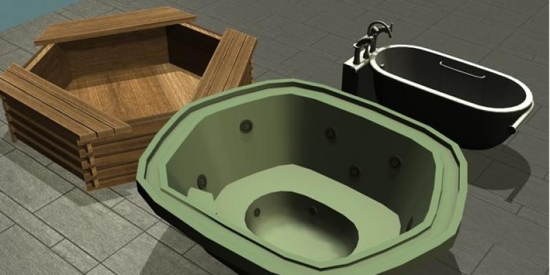 Bathroom Props