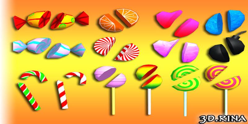 Sweet Candies Pack