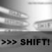Shift! Interactive 3D Menu Controller