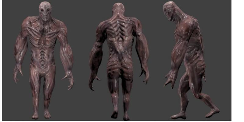Tyrant Zombie
