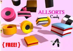 Alsorts Candy