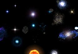 Space Particle Set