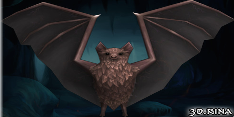 Animated Bats Pack