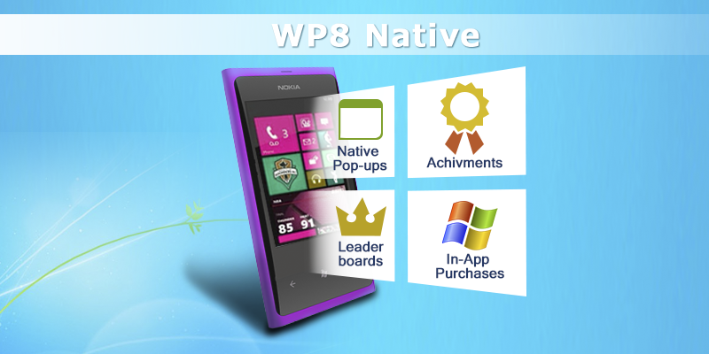 WP8 Native