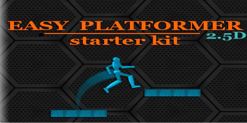 Easy 2.5D platformer