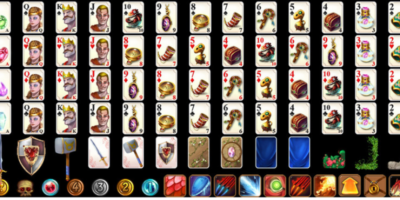 Solitaire Card Pack