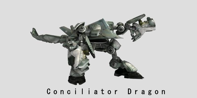 Conciliator Dragon