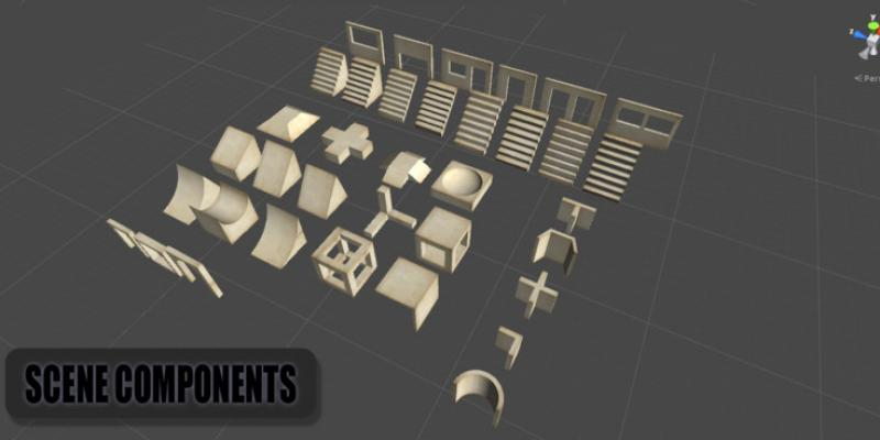 Primitives+Basic Shapes Collection