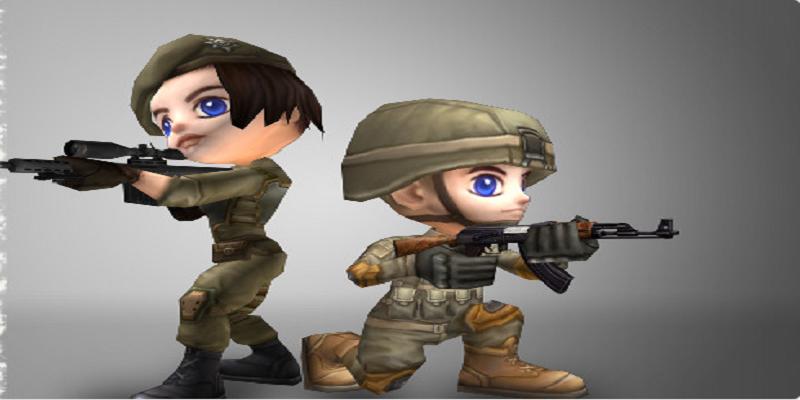 Mini Soldiers