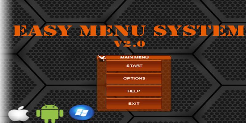 Easy Menu - system