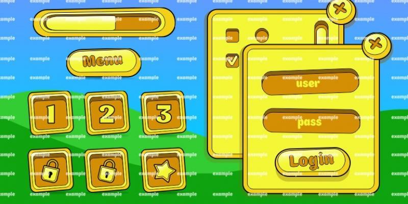 Cartoon Interface