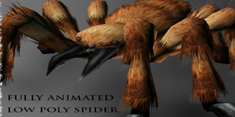 Free Fantasy Spider