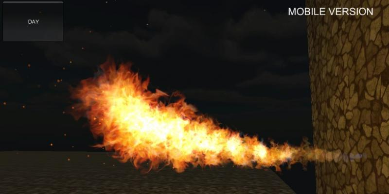 Ultra Realistic Fire [Mobile]