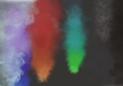 Smoke Particle Set