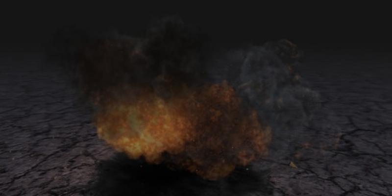 Realistic Explosions Pack