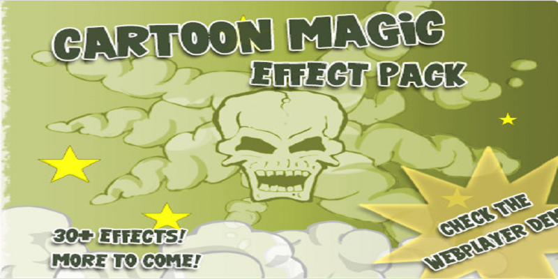 Cartoon Magic Effect Pack