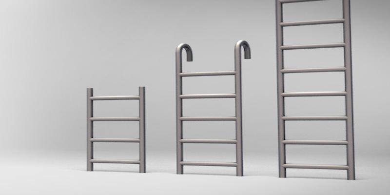 Free Steel Ladder Pack