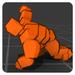 Heavy Fighter Mecanim Animation Pack