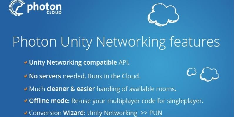 Photon Unity Networking Free | Union Assets - Dev Assets