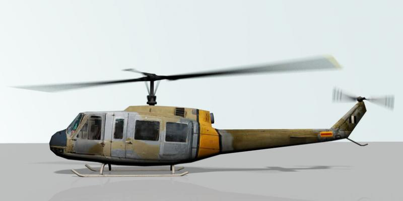 Military Helicopter II