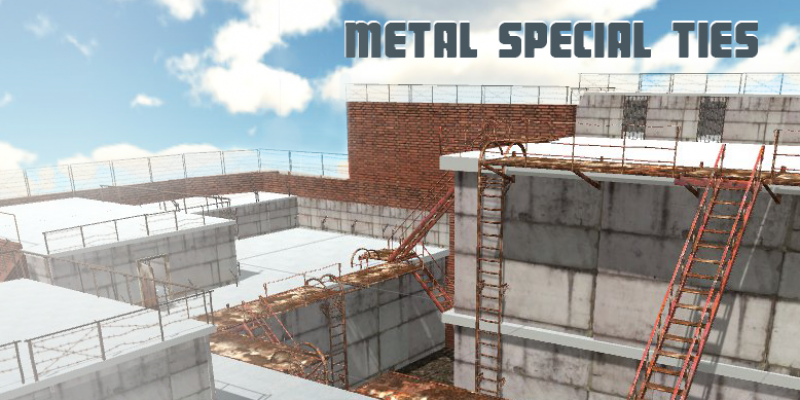 MetalSpecialTies Pack