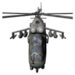 Attack Helicopter II + Animations