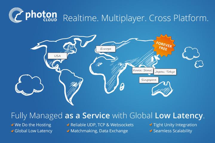 Photon Unity Networking Free   Union Assets - Dev Assets