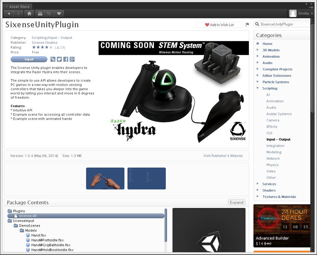 Integration Oculus VR in Unity3d | Blog | Union Assets - Dev