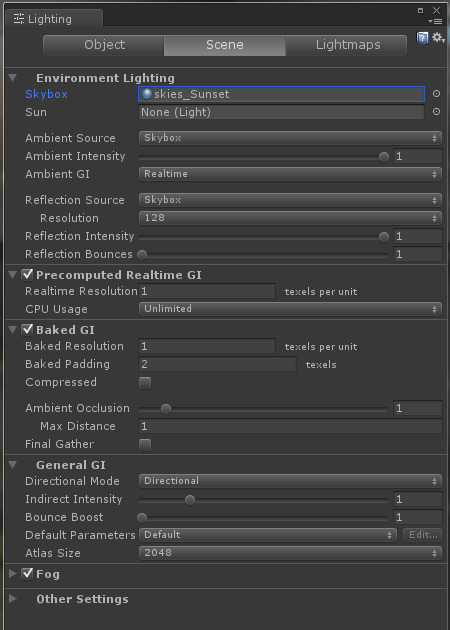 Upgrading a Unity project to Unity 5: Shaders and lighting
